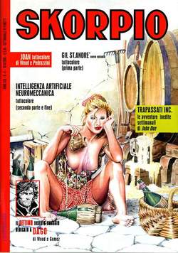 Copertina SKORPIO ANNO 30 n.41 - SKORPIO 2006            41, EDITORIALE AUREA