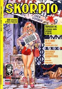 Copertina SKORPIO ANNO 30 n.42 - SKORPIO 2006            42, EDITORIALE AUREA
