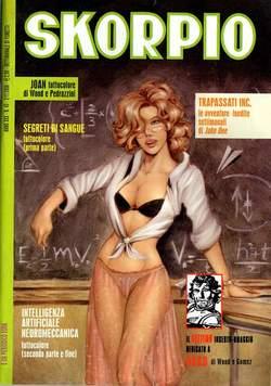 Copertina SKORPIO ANNO 30 n.43 - SKORPIO 2006            43, EDITORIALE AUREA