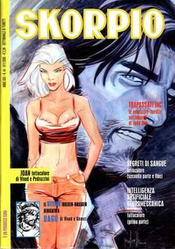 Copertina SKORPIO ANNO 30 n.44 - SKORPIO 2006            44, EDITORIALE AUREA
