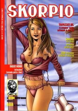 Copertina SKORPIO ANNO 30 n.47 - SKORPIO 2006            47, EDITORIALE AUREA