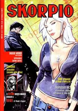 Copertina SKORPIO ANNO 30 n.48 - SKORPIO 2006            48, EDITORIALE AUREA