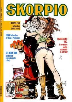 Copertina SKORPIO ANNO 30 n.51 - SKORPIO 2006            51, EDITORIALE AUREA