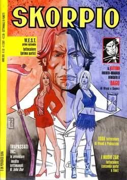 Copertina SKORPIO ANNO 30 n.52 - SKORPIO 2006            52, EDITORIALE AUREA