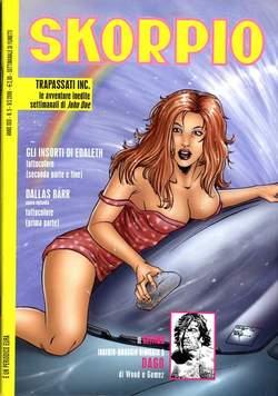 Copertina SKORPIO ANNO 30 n.5 - SKORPIO 2006             5, EDITORIALE AUREA