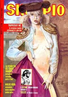 Copertina SKORPIO ANNO 30 n.1 - SKORPIO ANNO 30              1, EDITORIALE AUREA