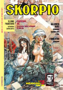 Copertina SKORPIO ANNO 31 n.10 - SKORPIO 2007            10, EDITORIALE AUREA
