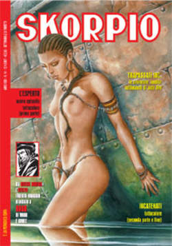 Copertina SKORPIO ANNO 31 n.14 - SKORPIO 2007            14, EDITORIALE AUREA
