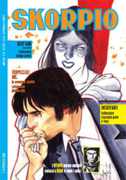 Copertina SKORPIO ANNO 31 n.16 - SKORPIO 2007            16, EDITORIALE AUREA