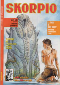 Copertina SKORPIO ANNO 31 n.18 - SKORPIO 2007            18, EDITORIALE AUREA