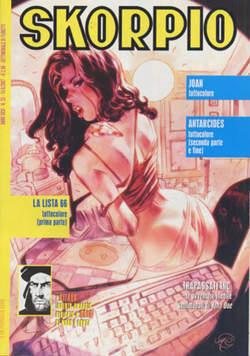 Copertina SKORPIO ANNO 31 n.23 - SKORPIO 2007            23, EDITORIALE AUREA