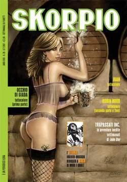 Copertina SKORPIO ANNO 31 n.26 - SKORPIO 2007            26, EDITORIALE AUREA