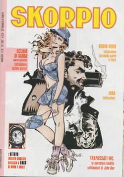 Copertina SKORPIO ANNO 31 n.28 - SKORPIO 2007            28, EDITORIALE AUREA