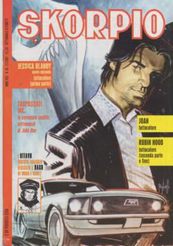Copertina SKORPIO ANNO 31 n.30 - SKORPIO 2007            30, EDITORIALE AUREA