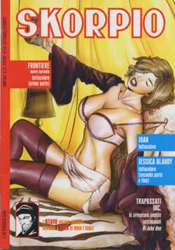 Copertina SKORPIO ANNO 31 n.31 - SKORPIO 2007            31, EDITORIALE AUREA