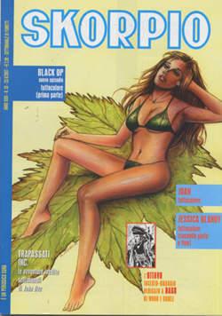 Copertina SKORPIO ANNO 31 n.33 - SKORPIO 2007            33, EDITORIALE AUREA