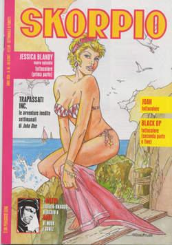 Copertina SKORPIO ANNO 31 n.34 - SKORPIO 2007            34, EDITORIALE AUREA