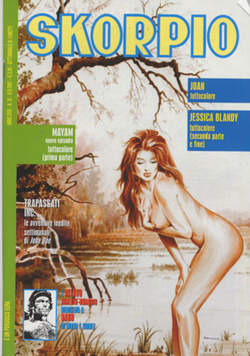 Copertina SKORPIO ANNO 31 n.35 - SKORPIO 2007            35, EDITORIALE AUREA