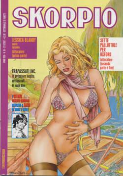 Copertina SKORPIO ANNO 31 n.38 - SKORPIO 2007            38, EDITORIALE AUREA