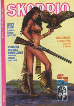Copertina SKORPIO ANNO 31 n.39 - SKORPIO 2007            39, EDITORIALE AUREA