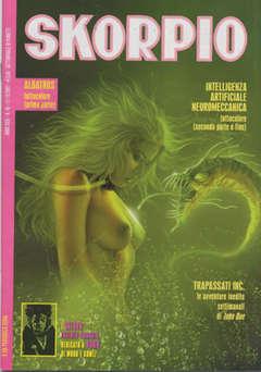 Copertina SKORPIO ANNO 31 n.40 - SKORPIO 2007            40, EDITORIALE AUREA