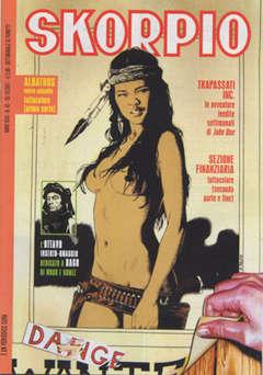Copertina SKORPIO ANNO 31 n.42 - SKORPIO 2007            42, EDITORIALE AUREA
