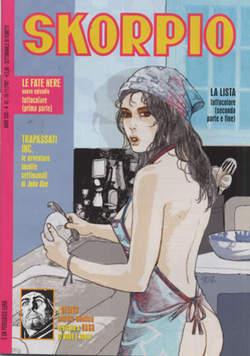 Copertina SKORPIO ANNO 31 n.45 - SKORPIO 2007            45, EDITORIALE AUREA