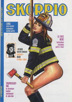 Copertina SKORPIO ANNO 31 n.48 - SKORPIO 2007            48, EDITORIALE AUREA