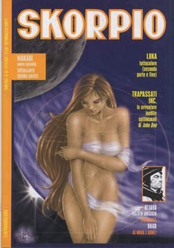 Copertina SKORPIO ANNO 31 n.49 - SKORPIO 2007            49, EDITORIALE AUREA