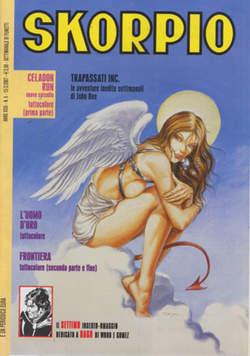 Copertina SKORPIO ANNO 31 n.6 - SKORPIO 2007             6, EDITORIALE AUREA
