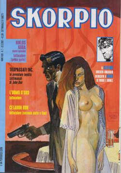 Copertina SKORPIO ANNO 31 n.7 - SKORPIO 2007             7, EDITORIALE AUREA
