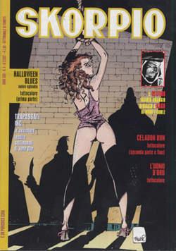 Copertina SKORPIO ANNO 31 n.9 - SKORPIO 2007             9, EDITORIALE AUREA