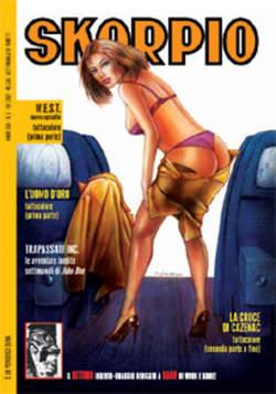 Copertina SKORPIO ANNO 31 n.2 - SKORPIO 2007             2, EDITORIALE AUREA