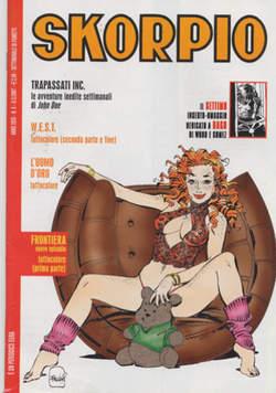 Copertina SKORPIO ANNO 31 n.5 - SKORPIO 2007             5, EDITORIALE AUREA