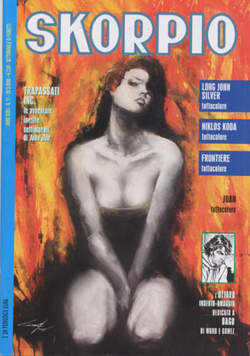 Copertina SKORPIO ANNO 32 n.11 - SKORPIO 2008            11, EDITORIALE AUREA