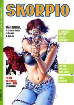 Copertina SKORPIO ANNO 32 n.18 - SKORPIO 2008            18, EDITORIALE AUREA