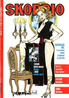 Copertina SKORPIO ANNO 32 n.19 - SKORPIO 2008            19, EDITORIALE AUREA