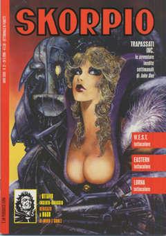 Copertina SKORPIO ANNO 32 n.21 - SKORPIO 2008            21, EDITORIALE AUREA