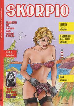 Copertina SKORPIO ANNO 32 n.25 - SKORPIO 2008            25, EDITORIALE AUREA