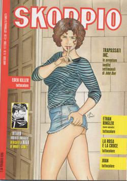 Copertina SKORPIO ANNO 32 n.28 - SKORPIO 2008            28, EDITORIALE AUREA