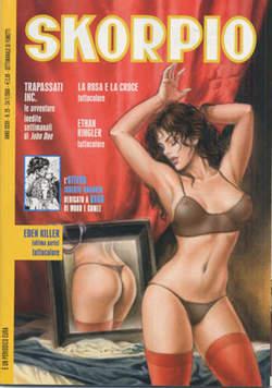 Copertina SKORPIO ANNO 32 n.29 - SKORPIO 2008            29, EDITORIALE AUREA
