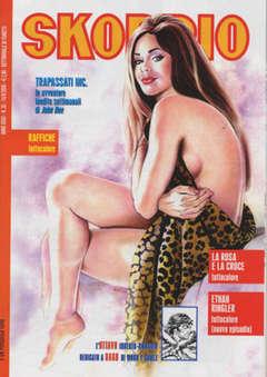 Copertina SKORPIO ANNO 32 n.32 - SKORPIO 2008            32, EDITORIALE AUREA