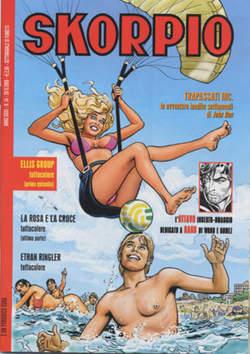 Copertina SKORPIO ANNO 32 n.34 - SKORPIO 2008            34, EDITORIALE AUREA