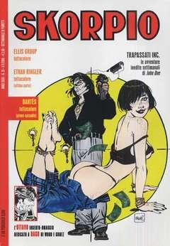 Copertina SKORPIO ANNO 32 n.35 - SKORPIO 2008            35, EDITORIALE AUREA