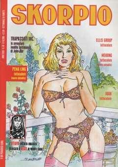 Copertina SKORPIO ANNO 32 n.40 - SKORPIO 2008            40, EDITORIALE AUREA