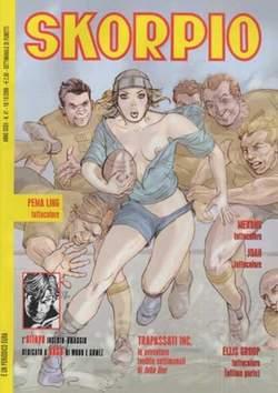 Copertina SKORPIO ANNO 32 n.41 - SKORPIO 2008            41, EDITORIALE AUREA