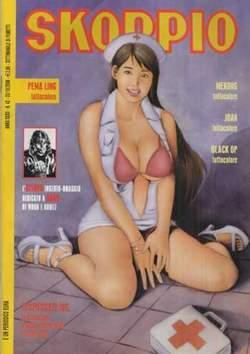 Copertina SKORPIO ANNO 32 n.42 - SKORPIO 2008            42, EDITORIALE AUREA