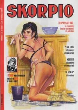 Copertina SKORPIO ANNO 32 n.43 - SKORPIO 2008            43, EDITORIALE AUREA