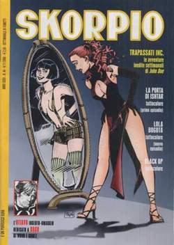 Copertina SKORPIO ANNO 32 n.44 - SKORPIO 2008            44, EDITORIALE AUREA