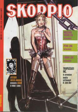 Copertina SKORPIO ANNO 32 n.2 - SKORPIO 2008             2, EDITORIALE AUREA